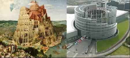 eu-parliament-building-tower-of-babel-brueghel