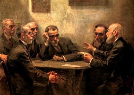 Γεώργιος Ροΐλος - Οι Ποιητές (1919)