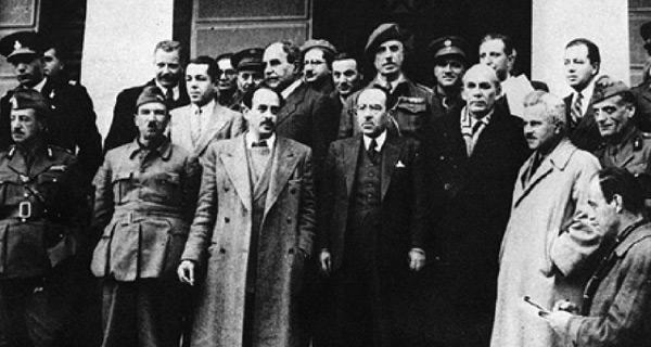 Αποτέλεσμα εικόνας για Συμφωνίας της Βάρκιζας