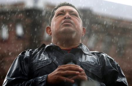 Chavez-rain