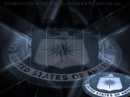 CIA Glossy Wallpaper