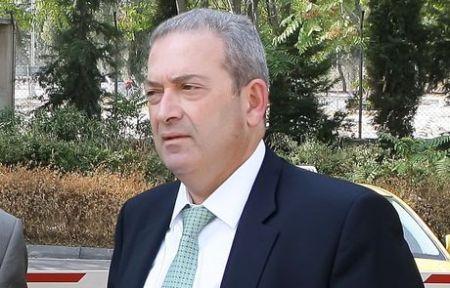 Ο δικηγόρος του Ηλία Κασιδιάρη, Γιάννης Ηρειώτης.