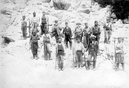 Κρήτες επαναστάτες