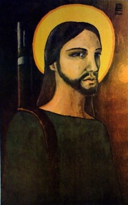Alfredo Rostgaard - « Ο Χριστός αντάρτης», 1969