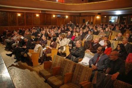 Το διασυνοριακό συνέδριο των ''Μακεδοναρμάνων'' στην Κορυτσά που έγινε με την στήριξη της FUEN.