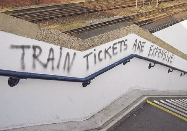 Expensive-Train-Tickets